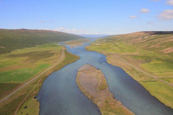 Bárðardalur valley. Photo by Magnús Skarphéðinsson
